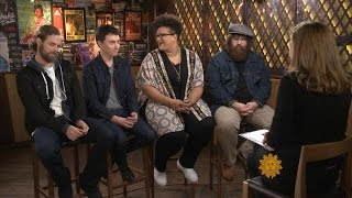 The soulful Alabama Shakes