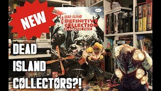 NEW Dead Island Definitive Edition Collectors - Slaughter Pack unboxing!