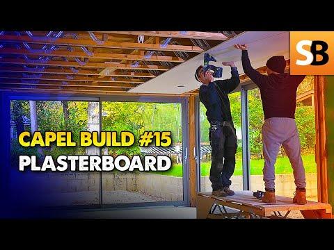 Plasterboarding Ceiling & Stud Walls - Capel #15