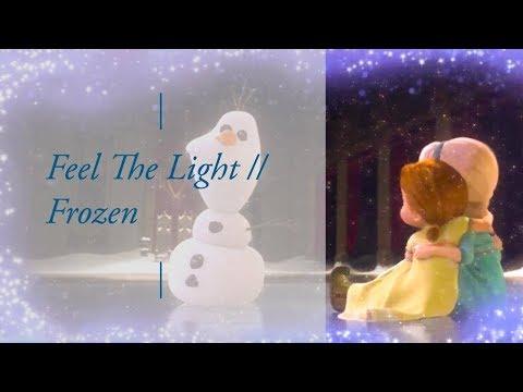 Feel The Light ~ Anna & Elsa