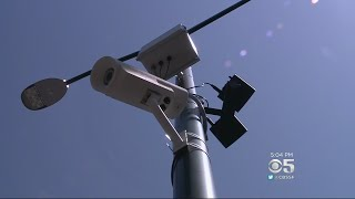 CLAYTON CAMERAS:  Video cameras installed on roads into Clayton to cut down on crime