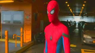 Клип человек паук (под музыку Мармока)