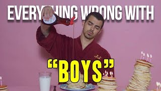 "Video Everything Wrong With CharliXCX - ""Boys"" download MP3, 3GP, MP4, WEBM, AVI, FLV Januari 2018"