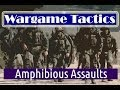 How to Amphibious Assault into Enemy Territory - Wargame Red Dragon Strategies and Tactics Episode 4
