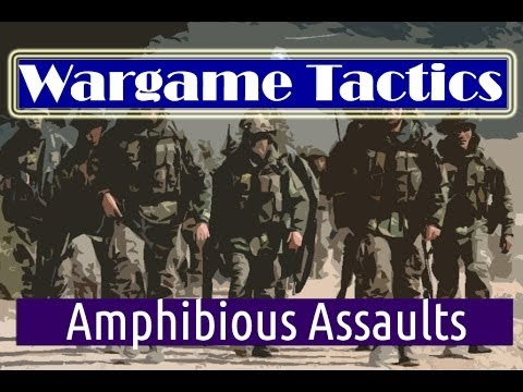 How to Amphibious Assault into Enemy Territory - Wargame Red Dragon Strategies and Tactics Episode 4 from YouTube · Duration:  1 minutes 44 seconds