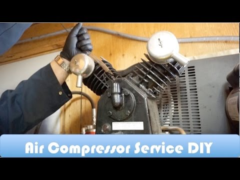 air-compressor-service-and-maintenance-diy
