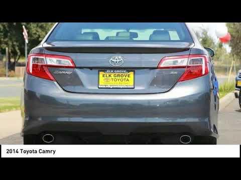 2014 Toyota Camry Elk Grove Toyota E23819