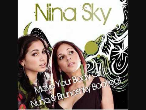 Nina Sky - Move Your Body Girl (Brunoshky & Dj Nuno Bootleg)