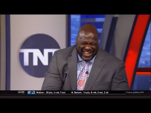 Charles Barkley & Shaq Hilarious Reaction to Clippers-Rockets Backstage Fight