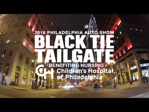 2018 Black Tie Tailgate Highlights