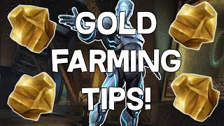 Gold Farming Tips - Making The Most Of The +20% Bonus - Marvel Contest Of Champions