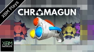 XBM Plays Chromagun on Xbox One from Pixel Maniacs