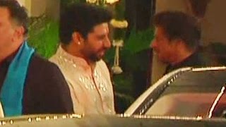 Shahrukh Khan & Abhishek Bachchan BOND like never before | VIdeo
