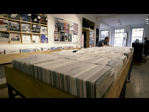 Rush Hour: Inside Amsterdam's finest record store Mp3