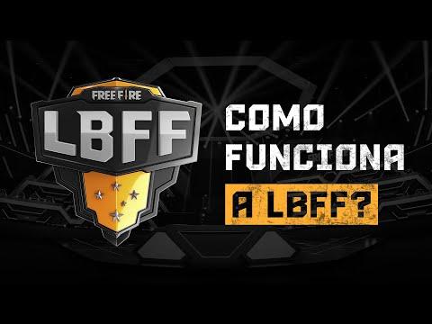 COMO VAI FUNCIONAR A LIGA BRASILEIRA DE FREE FIRE? #LBFF