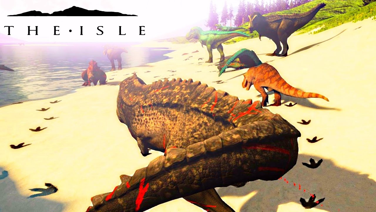 the isle game download