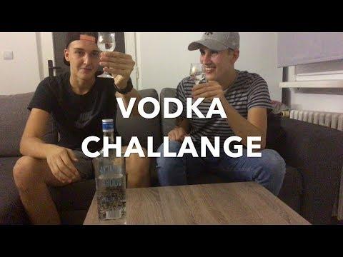 VODKA CHALLENGE I18+I /w ČELLY