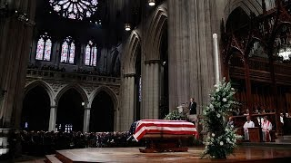 The State Funeral of George H.W. Bush 2018
