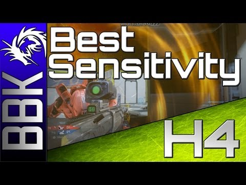 Controller Sensitivity? | Halo 4 Tips | Swat Killtac Scythe
