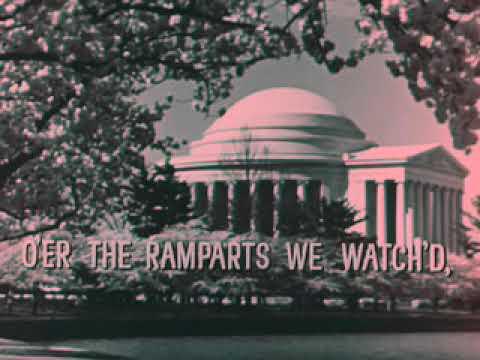 National Anthem (1960s TV Station Sign-Off)