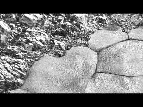 NASA   Best 2K Images Of Pluto From New Horizons / Лучшие 2К Снимки Плутона С Новых Горизонтов