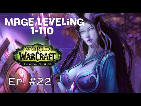 World of Warcraft - Mage Level 79 - 80
