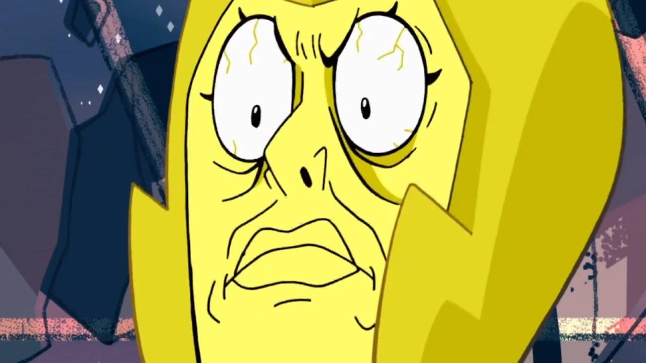 Steven universe peridot face