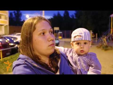 OZOD-VIDEO: Ўзбекистонда эрига паспорт берилмаётган рус аёлининг арз-доди
