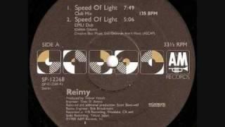 Reimy - Speed Of Light [Club Mix]