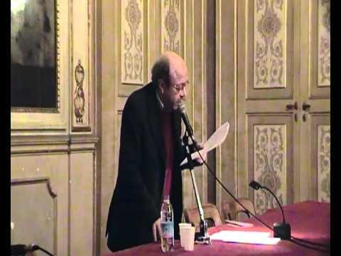 AccademiaIISF: Antonio Gargano - Rudolf Carnap (1 di 2)