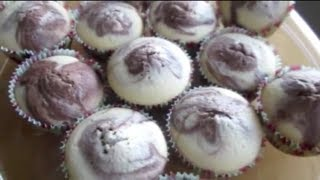 Easy Marble Cupcake Tutorial - Neika's SweetTreats