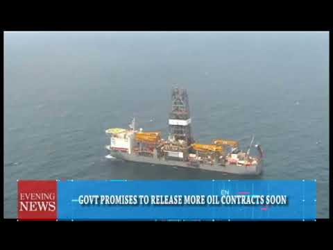 GOVT PROMISES TO RELEASE MORE OIL CONTRACTS SOON 1 25 2018