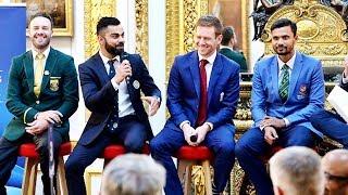 মাশরাফির বক্তব্যে মুগ্ধ কোহলি, মর্গ্যান ও ডি ভিলিয়ার্স | BANGLADESH CRICKET NEWS | Champions Trophy