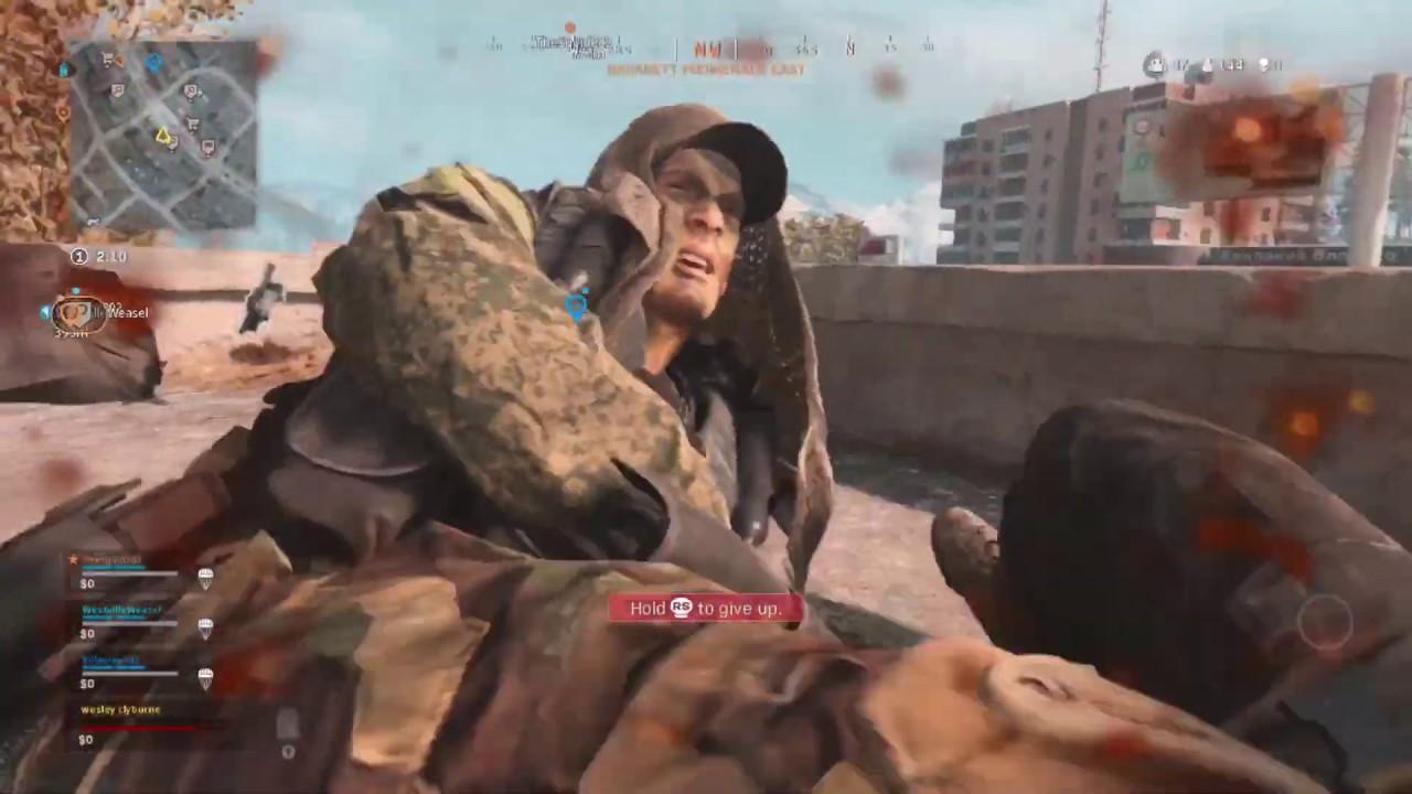 Warzone kill montage #4