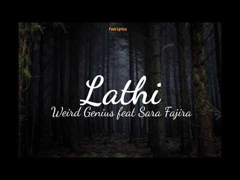 lathi-(lyrics)---weird-genius-feat-sara-fajira