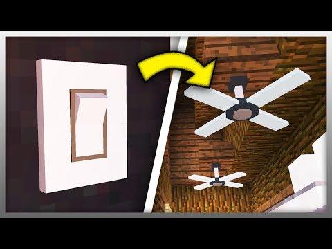 ✔️ MrCrayfish's Furniture Mod: Ceiling Fan (The Modern Update)