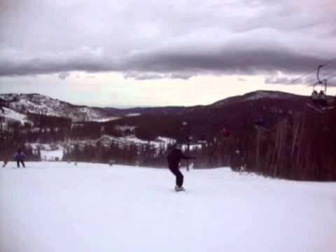 Snowboarding at Eldora
