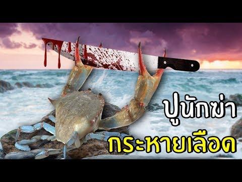 นักฆ่าหน้าปูจอมกระหายเลือด | Fightcrab
