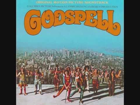 Godspell 1973 Movie Version  Day by Day