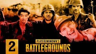 PlayerUnknown's Battlegrounds #002 mit Budi, Dennis, Krogmann & Flo