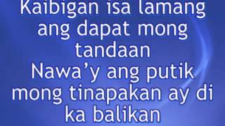 Katulad Ng Iba - Gloc-9 ft. Zia Quizon Lyrics