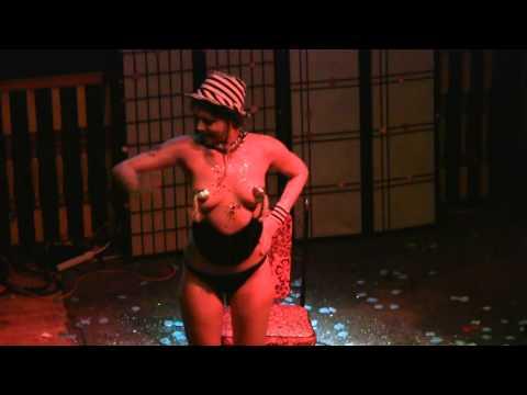 The Sin Sisters- Astro Girl (Tassels)(Rainbow Bistro)