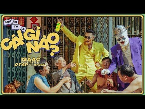 ANH EM TA LÀ CÁI GÌ NÀO?   Anh Trai Yêu Quái OST – ISAAC x DTAP (FT BAD.BZ)   Official MV