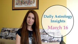 Daily Horoscope: March 16 | Mercury semi-sextile Neptune