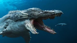 10 Sea Monsters That Are SCARIER Than Megalodon!