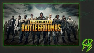 PUBG (XboxOne S) - Tiros pra iniciar o conteúdo!