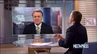 Full Perdue: 'There's no rush here' on Kavanaugh hearings | Meet The Press | NBC News