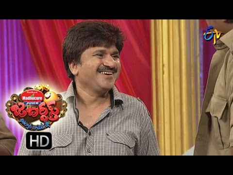 Rocket Raghava Performance | Jabardsth | 13th October 2016 | ETV  Telugu