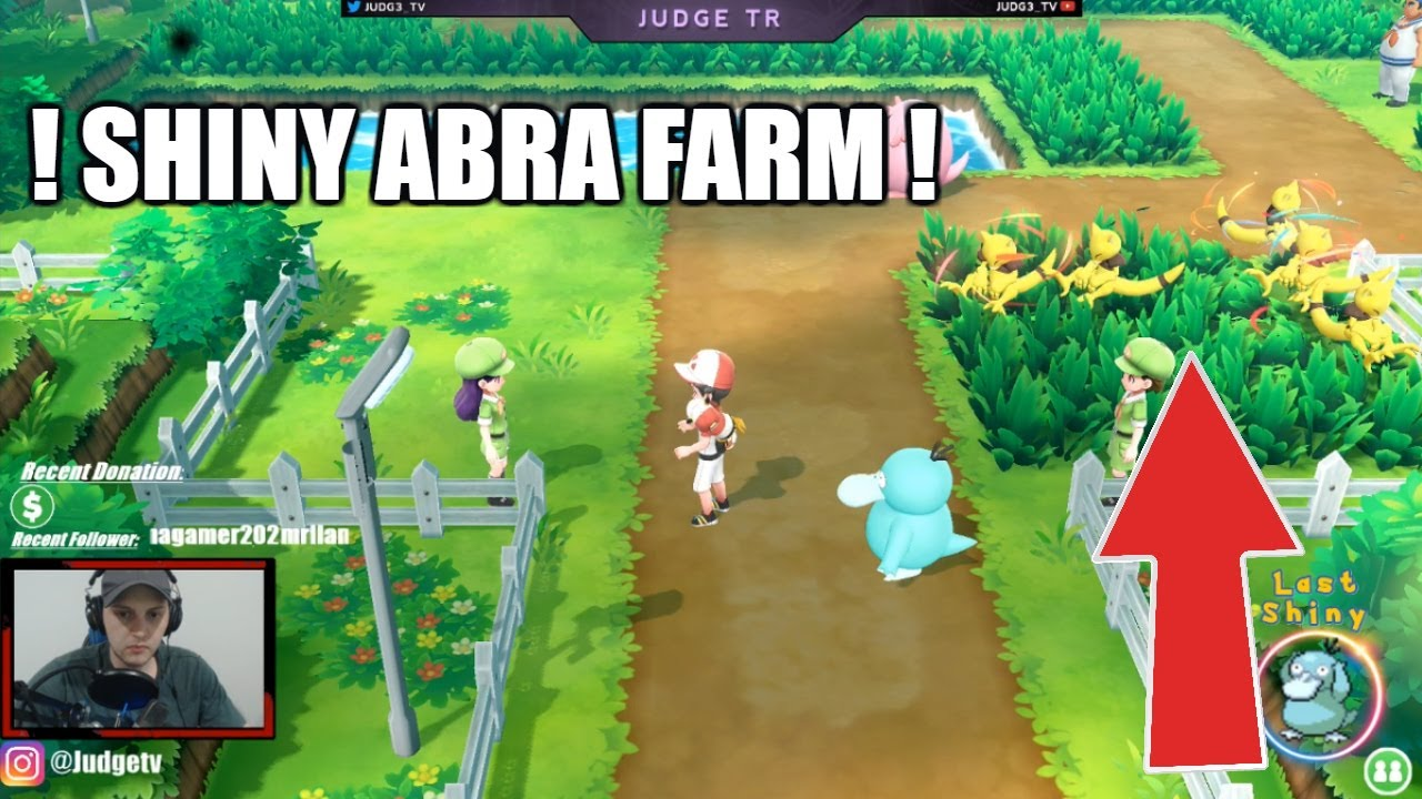 pokemon lets go shiny rate