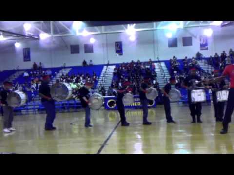 Thomas-Jefferson Middle School Drumline